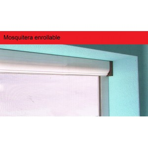 MOSQUITERA ENROLLABLE